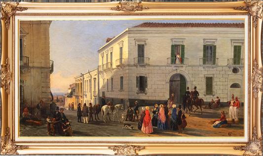 Valutazione quotazione stima dipinti antichi e quadri for Valutazione antiquariato