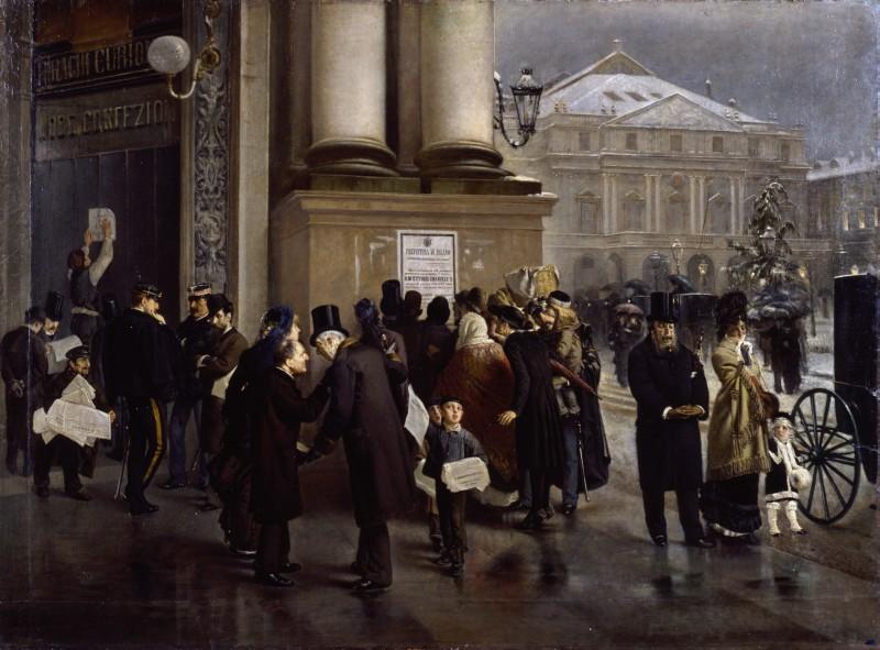 → Emilio Magistretti Pittore - STIMA VALUTAZIONE QUOTAZIONE dipinti ...